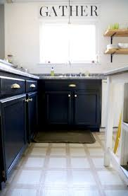 Transform Kitchen Cabinets by Our Painted Cabinets U0026 Counters One Year Later Love U0026 Renovations