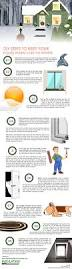How To Keep A Bedroom Warm Steps To Keep Your House Warm Over The Winter Infographic