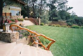 outdoor stair rail eclectic exterior san diego by quality