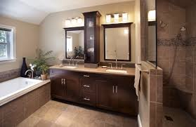 bathroom cabinets custom made bathroom cabinets with black color