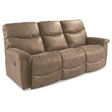 la z boy reclining sofa james powerrecline la z time full reclining sofa