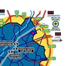 otan siege localisation de nouveau siège de l otan sur 5 plans de bruxelles
