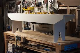 Plans For A Wooden Bench by How To Build A Simple Farmhouse Bench How Tos Diy