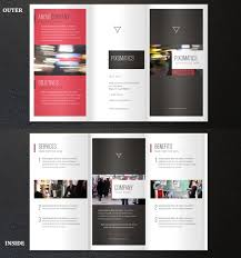 2 fold brochure template corporate tri fold brochure template 2 tour extras