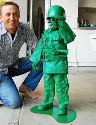 Boy Costumes Halloween Toy Soldier Indoor Play Toy Soldiers Halloween