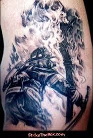 tattoo ideas fireman fight fire tattoo house fire fire service