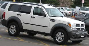 2007 dodge nitro information and photos zombiedrive