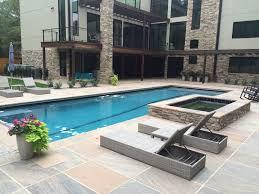 Inground Pool Patio Designs Pool Patio Design U0026 Installation In Annapolis Md Vistapro