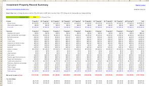 Estate Investment Spreadsheet Template by Commercial Lease Analysis Spreadsheet Laobingkaisuo Com
