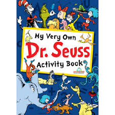 Printable Activity Book Free My Very Own Dr Seuss Activity Book Printable For Kids