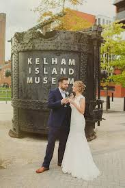 bride wore a beaded lace alexia designs wedding gown to a vintage
