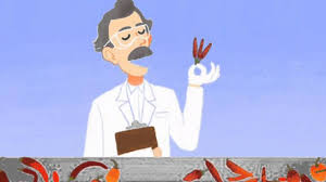 google 2017 halloween game animated google doodle online video game wilbur scoville u0027s