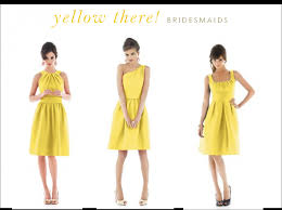 yellow dresses for weddings yellow dresses for bridesmaids and guests yellow bridesmaid