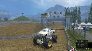 monster truck races 2015 monster truck jam v2 0 for ls 2015 farming simulator 2017 2015