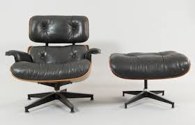 Herman Miller Leather Chair Eames 670 Lounge Chair And 671 Ottoman By Herman Miller Usa Ca