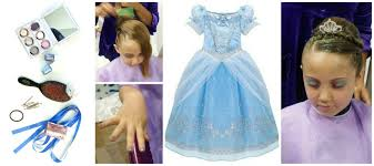 fun and affordable little princess makeover fandango