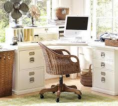 vintage style office furniture whitney shuttered corner desk set 1