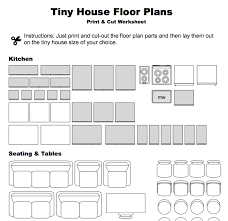 make a floor plan of your house make your own tiny house floor plans just our print