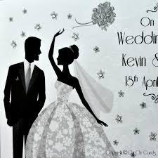 Groom To Bride Wedding Card Wedding Card Bouquet Bride And Groom