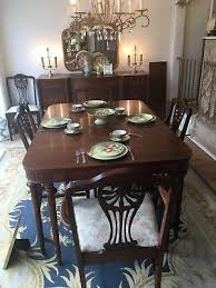 Vintage Dining Room Sets 1900 1950 Dining Sets Furniture Antiques Picclick