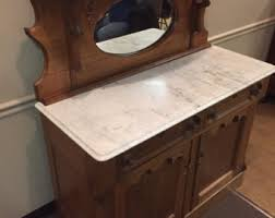 Marble Top Buffet by Marble Top Sideboard Etsy