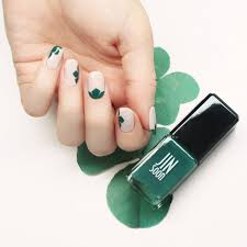 pretty st patrick u0027s day nail art diy popsugar beauty
