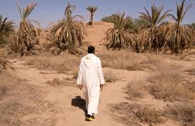why is it snowing in the sahara desert it u0027s colder there than you