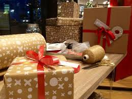 present wrapping station brett freedman on west elm has a gift wrapping station