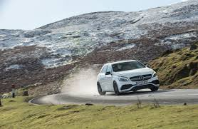 mercedes amg 45 review mercedes a45 amg review pace but not much evo