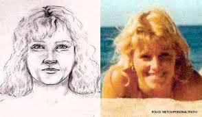 the shopaholic serial killer dana sue gray with her police sketch