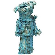 blue garden ornaments 13 for sale at 1stdibs