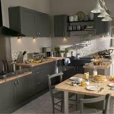 cuisine leroy merlin grise meuble de cuisine gris delinia nuage leroy merlin cuisine