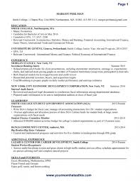 Attractive Resume Format For Experienced Attractive Film Resume Format Production Template Builder