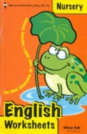 buy english worksheets nursery book alison koh 9814356131