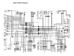 honda vt500c wiring diagram honda wiring diagrams instruction