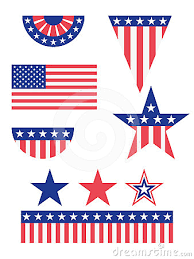 american flag decorations american table decorations