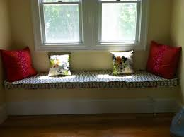 stunning bay window seat curtain ideas 1199x811 designpavoni plans