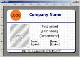 college employee id cards templates make identification