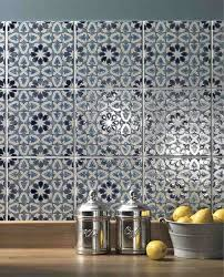 Kitchen Tiled Splashback Ideas Tiled Kitchen Walls Ideas And Trendy Colors Ideas For Interior
