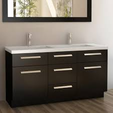 finished bathroom ideas bathroom magnificent design of bathroom vanities double sink
