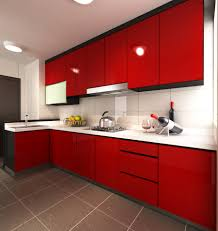 interesting kitchen design singapore modern bright and airy feel