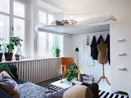 chambre salon coin chambre dans le salon 40 idées pour l aménager une