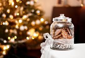 christmas tree candy jar christmas lights decoration