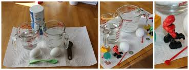 salt water density science experiment for kids