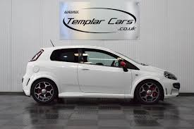 Abarth Punto Evo Hatchback 1 4 Turbo 3d For Sale Parkers
