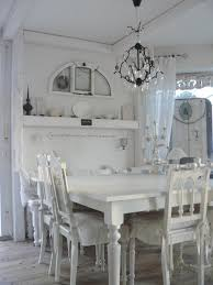 shabby chic dining room tables dining room an elegant white shabby chic dining room table and