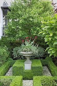 london villa box hedges english garden design english gardens