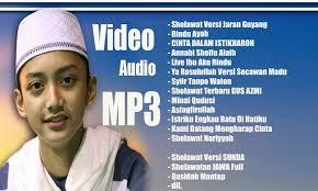 download mp3 gus azmi ibu aku rindu sholawat jaran goyang gus asmi for android apk download