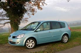 renault grand scenic estate review 2004 2009 parkers