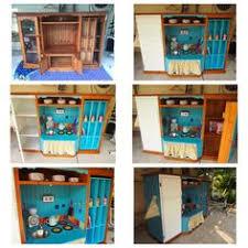 tv cabinet kids kitchen diy kids kitchen 11 restored furniture diy pinterest kid
